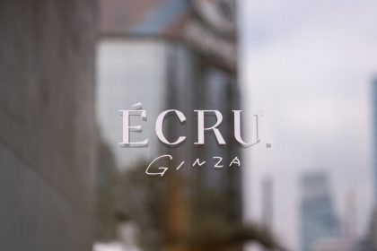 GINZA SONY PARK GL ポップアップ「ÉCRU. GINZA」