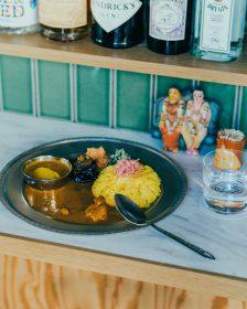 飲食店「ADDA curry&bar」
